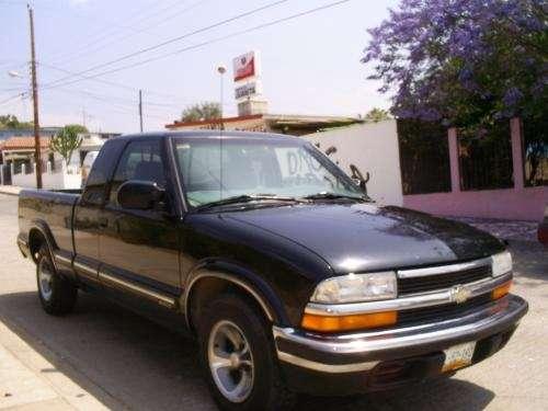 Chevrolet S 10 1999 foto - 4