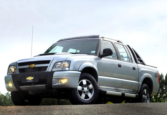 Chevrolet S 10 2000 foto - 1