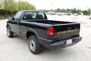 Chevrolet S 10 2000 foto - 4