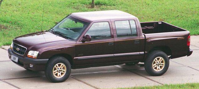 Chevrolet S 10 2001 foto - 2
