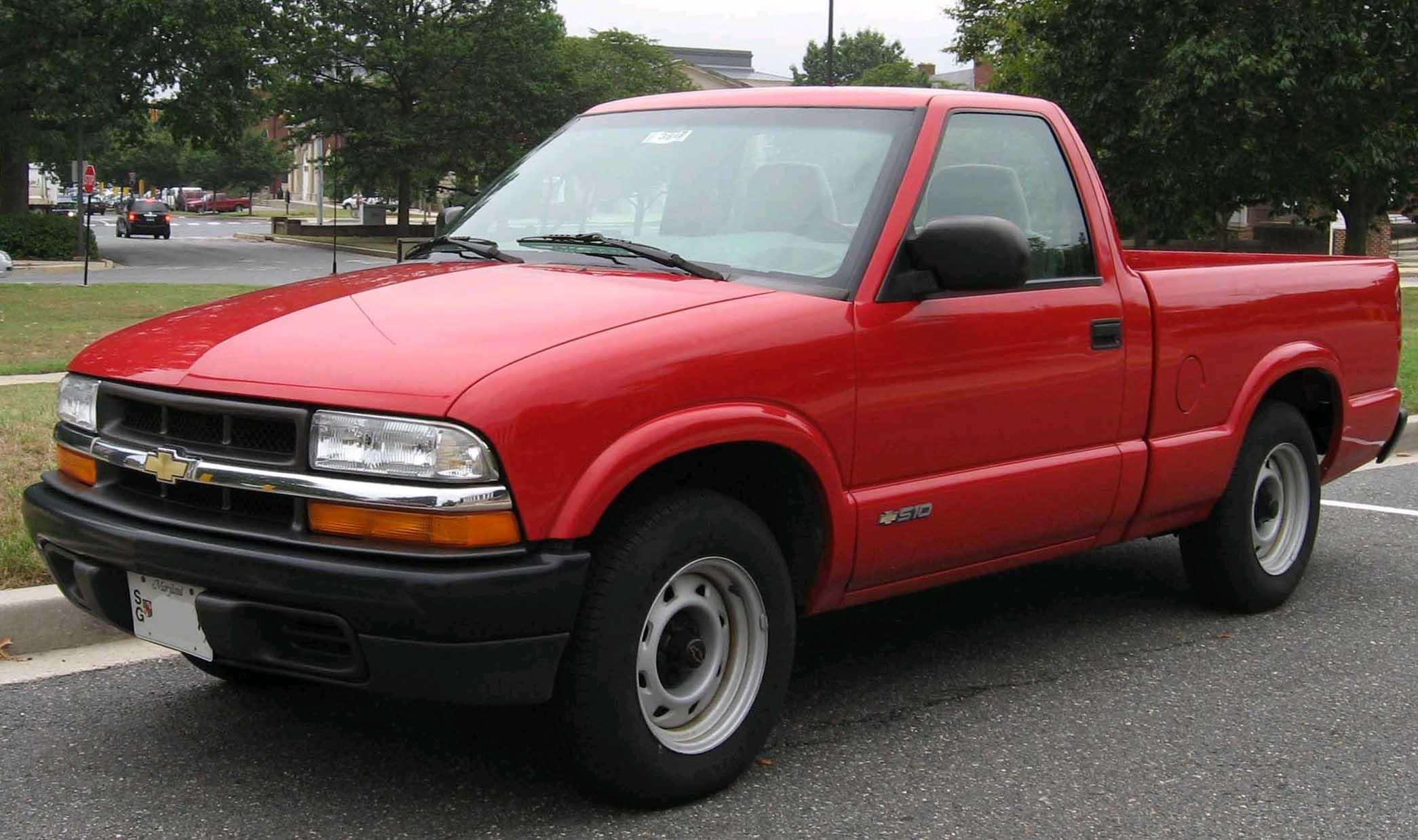 Chevrolet S 10 2002 foto - 3