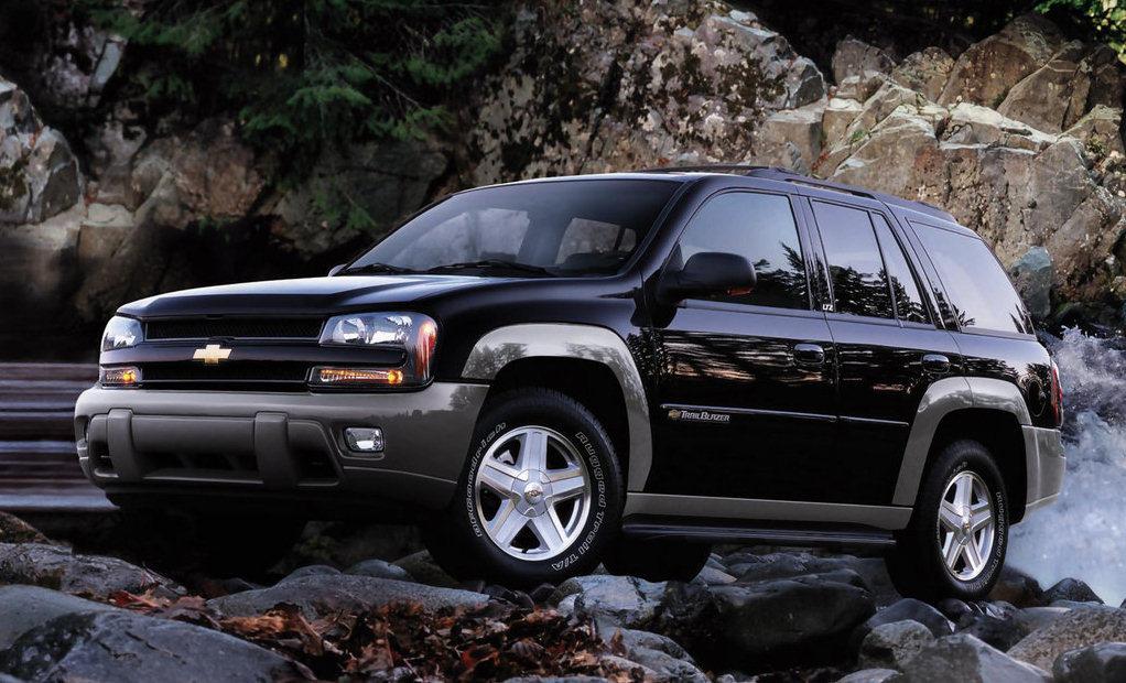 Chevrolet S 10 2002 foto - 4