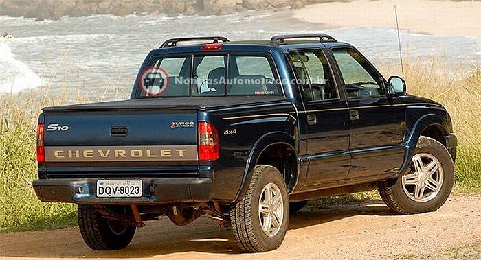 Chevrolet S 10 2004 foto - 4