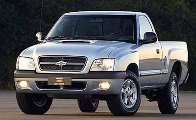 Chevrolet S 10 2005 foto - 2
