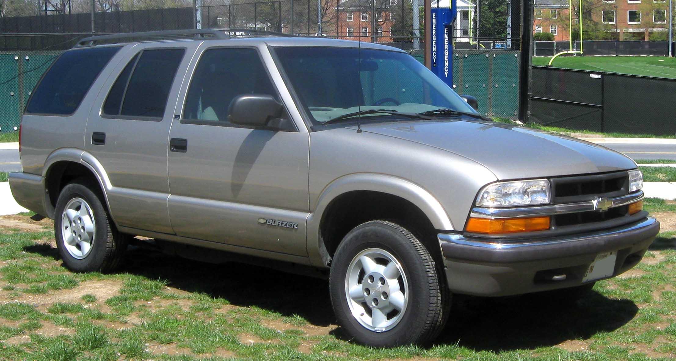Chevrolet S 10 2005 foto - 5