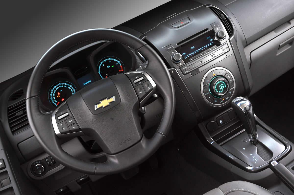 Chevrolet S 10 2006 foto - 1