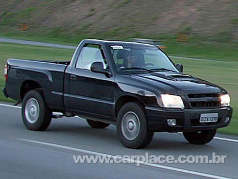 Chevrolet S 10 2008 foto - 1