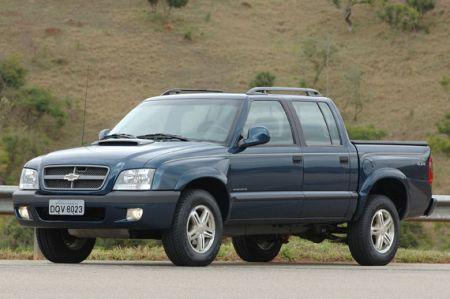 Chevrolet S 10 2008 foto - 2