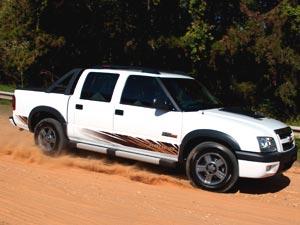 Chevrolet S 10 2008 foto - 3