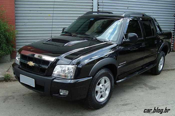 Chevrolet S 10 2008 foto - 4