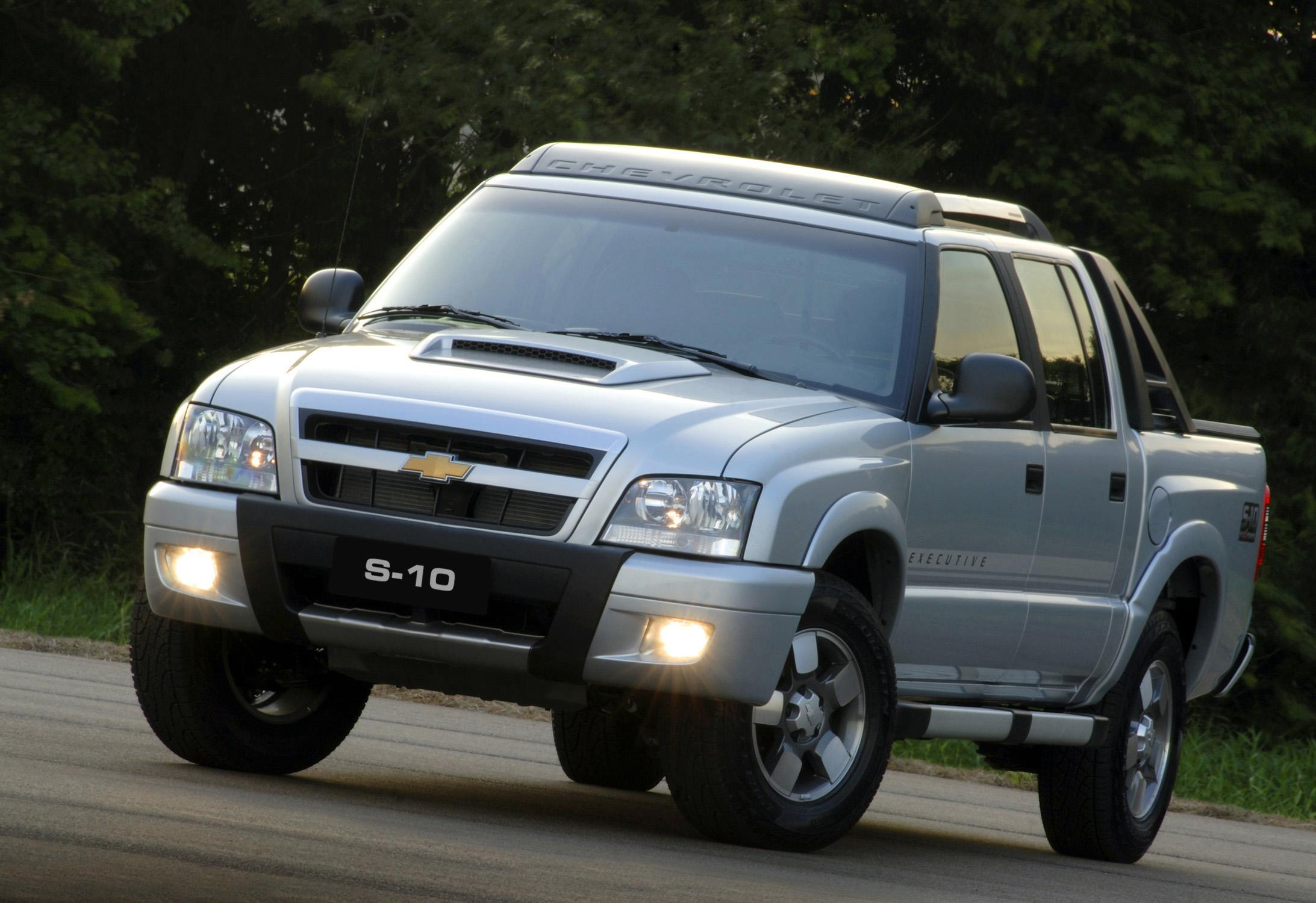 Chevrolet S 10 2009 foto - 1