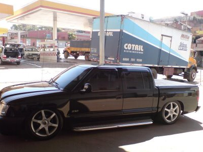 Chevrolet S 10 2009 foto - 2