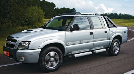 Chevrolet S 10 2010 foto - 1
