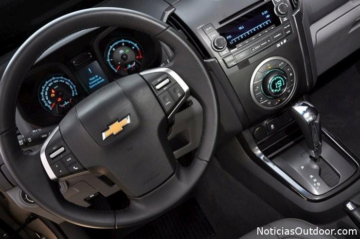 Chevrolet S 10 2010 foto - 3