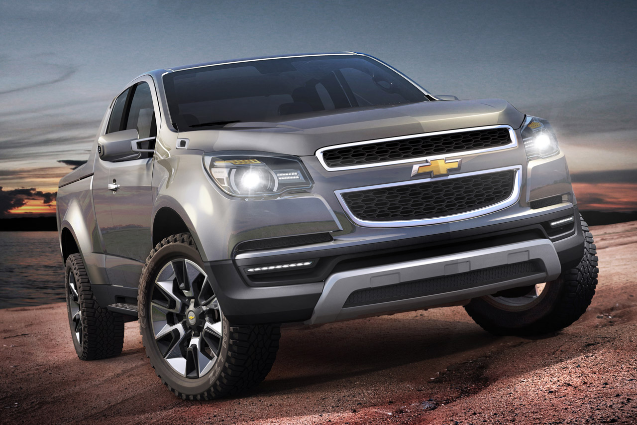 Chevrolet S 10 2012 foto - 3