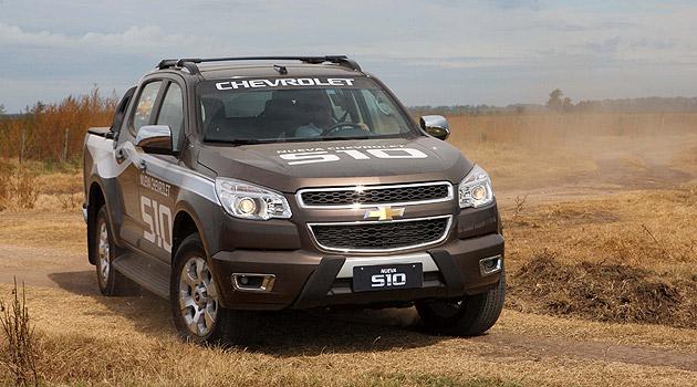 Chevrolet S 10 2012 foto - 5