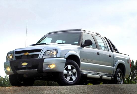 Chevrolet S 10 2013 foto - 4