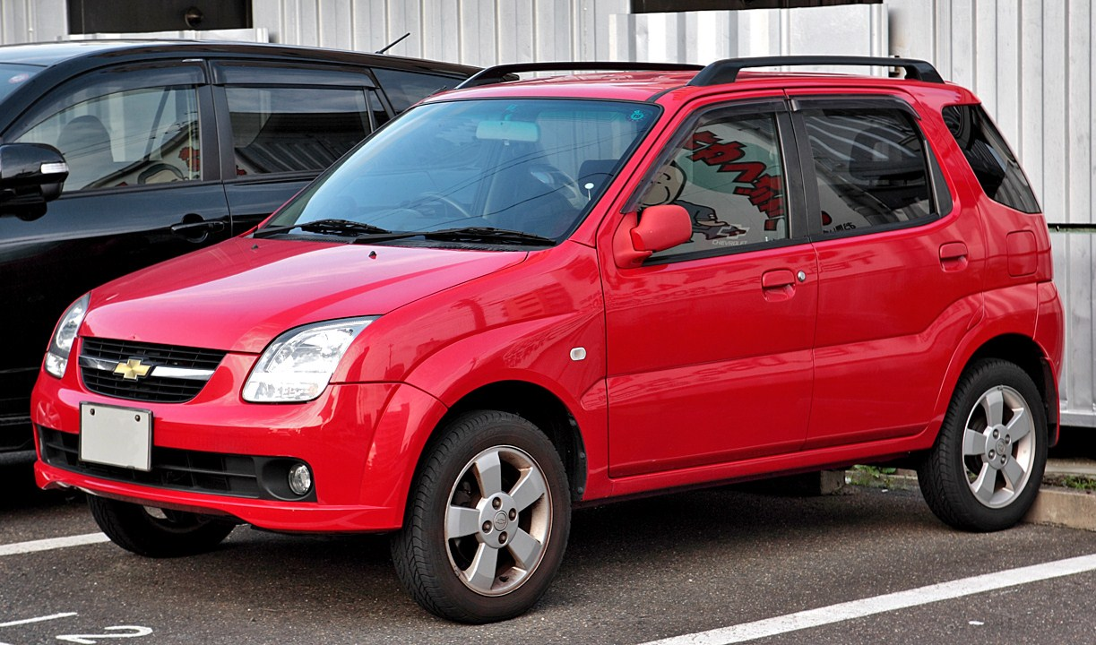 Chevrolet SUV 2005 foto - 3