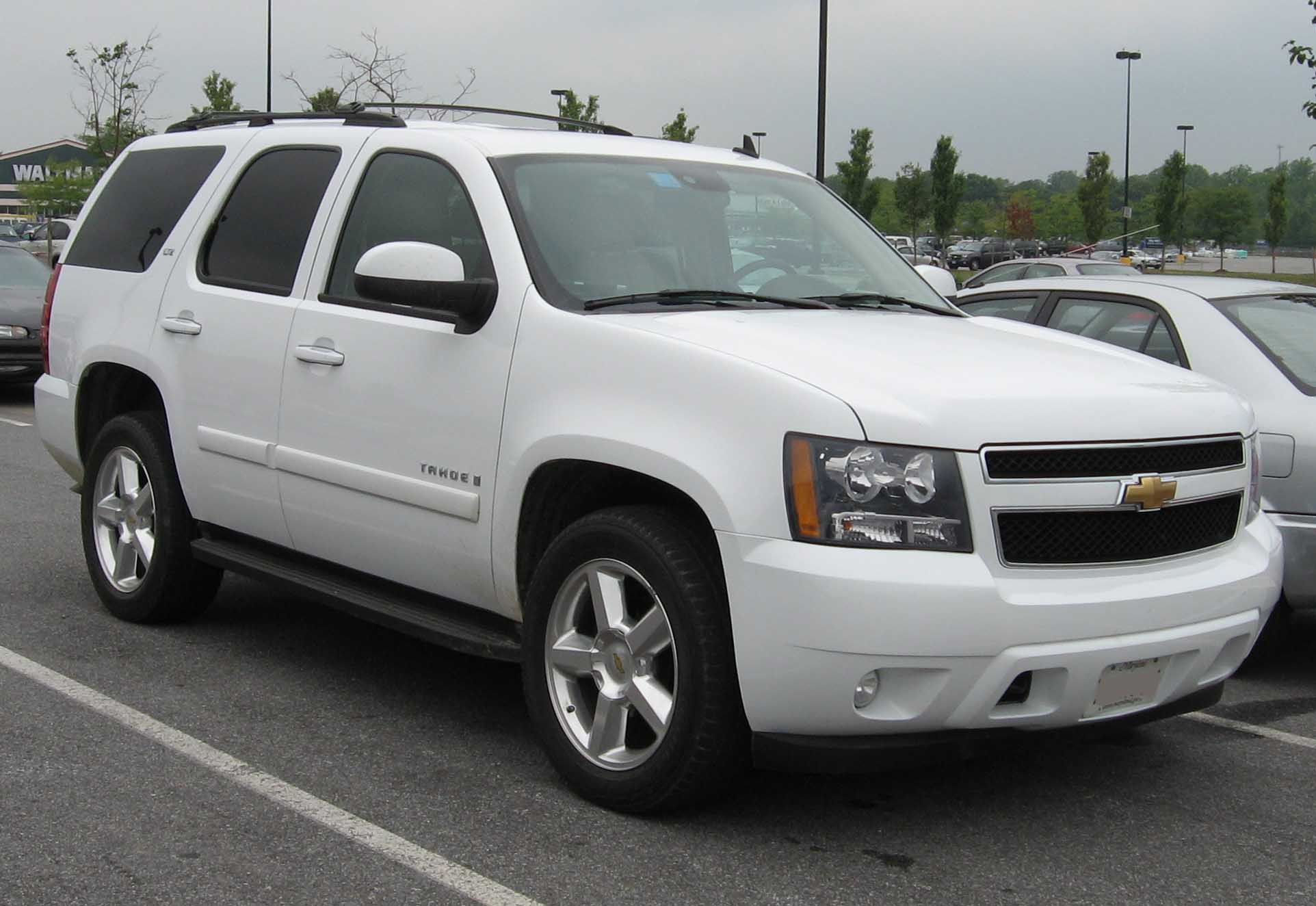 Chevrolet SUV 2006 foto - 3