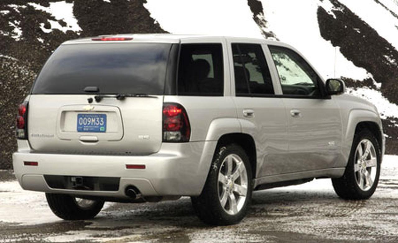 Chevrolet SUV 2006 foto - 4