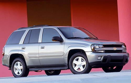 Chevrolet SUV 2006 foto - 5
