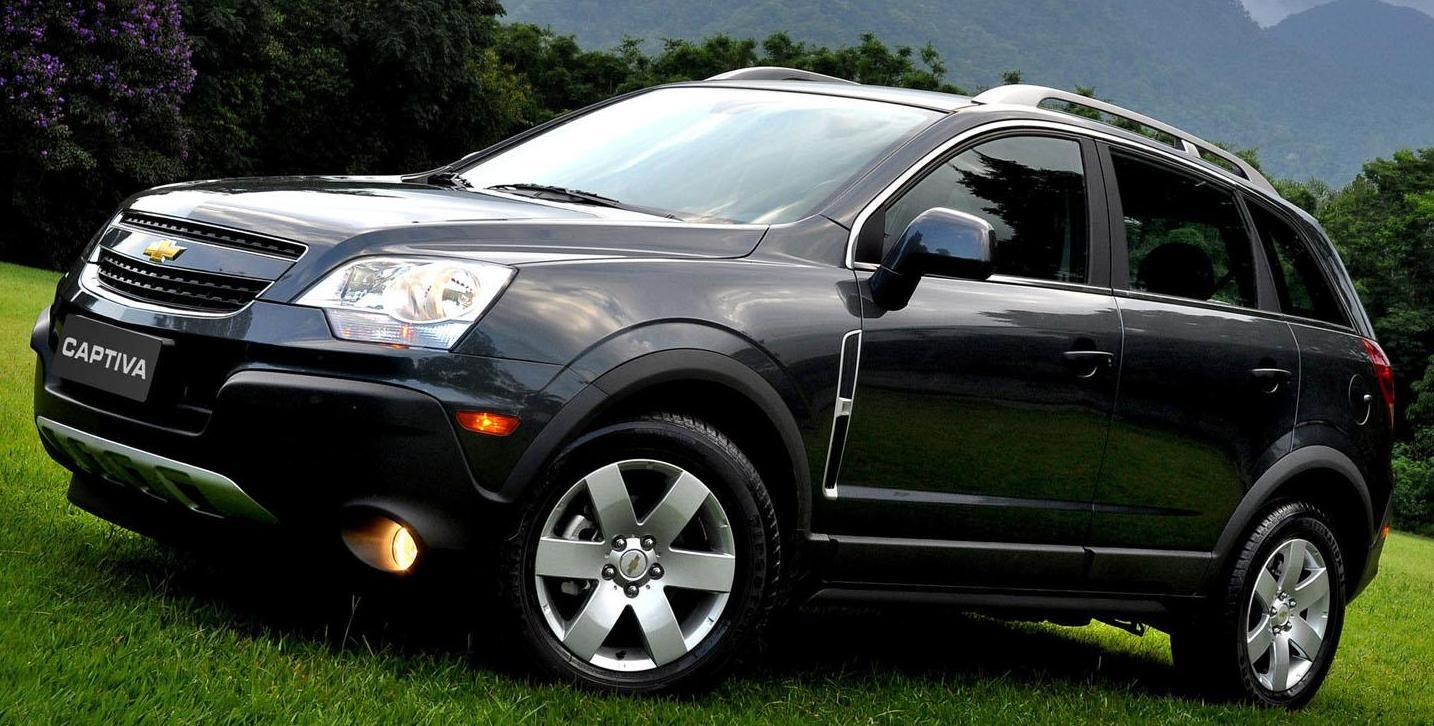 Chevrolet SUV 2008 foto - 3