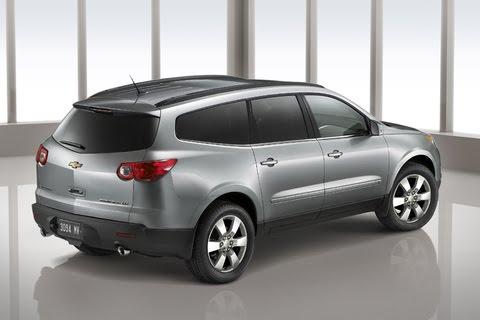 Chevrolet SUV 2010 foto - 2
