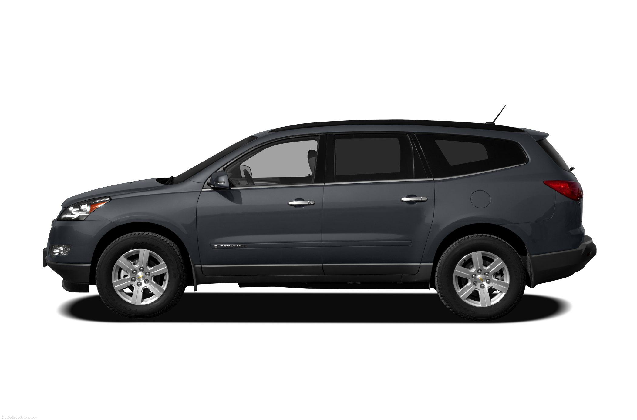 Chevrolet SUV 2010 foto - 4