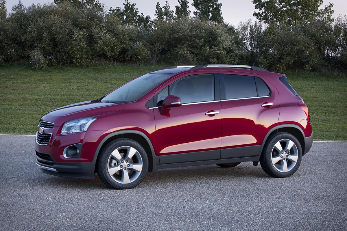 Chevrolet SUV 2012 foto - 1