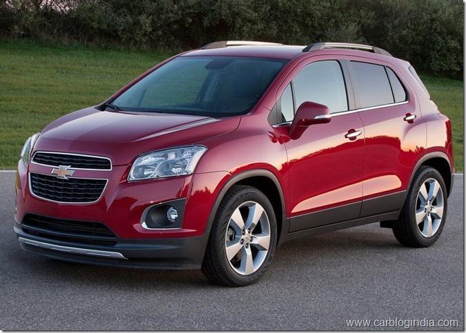 Chevrolet SUV 2012 foto - 2
