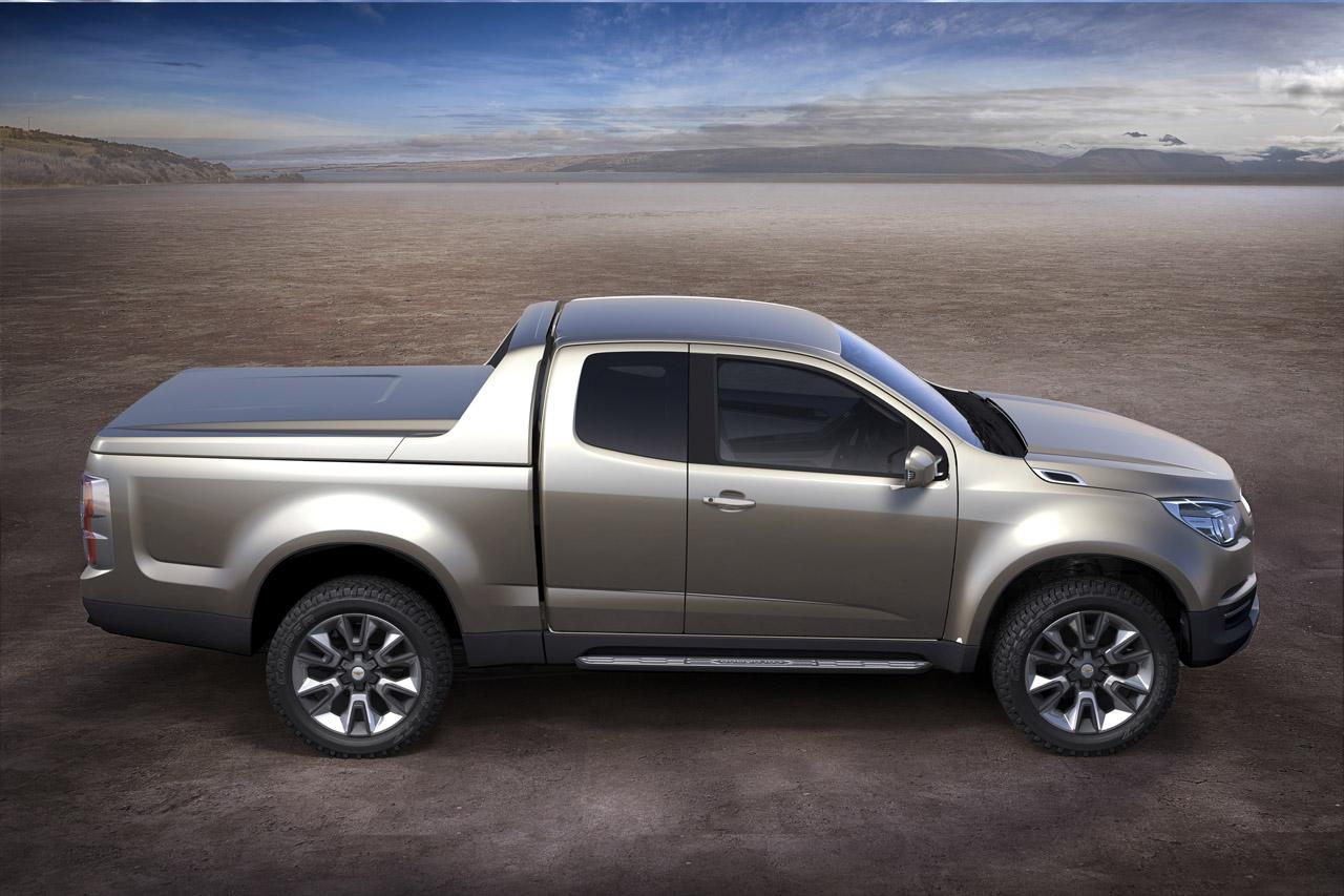 Chevrolet SUV 2012 foto - 5