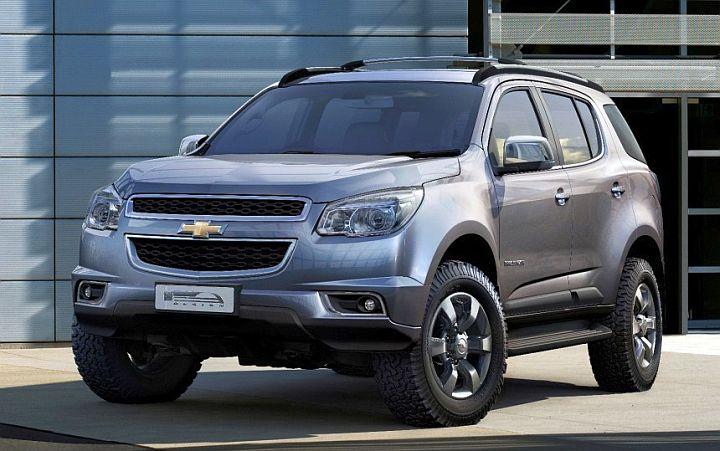 Chevrolet SUV 2013 foto - 1
