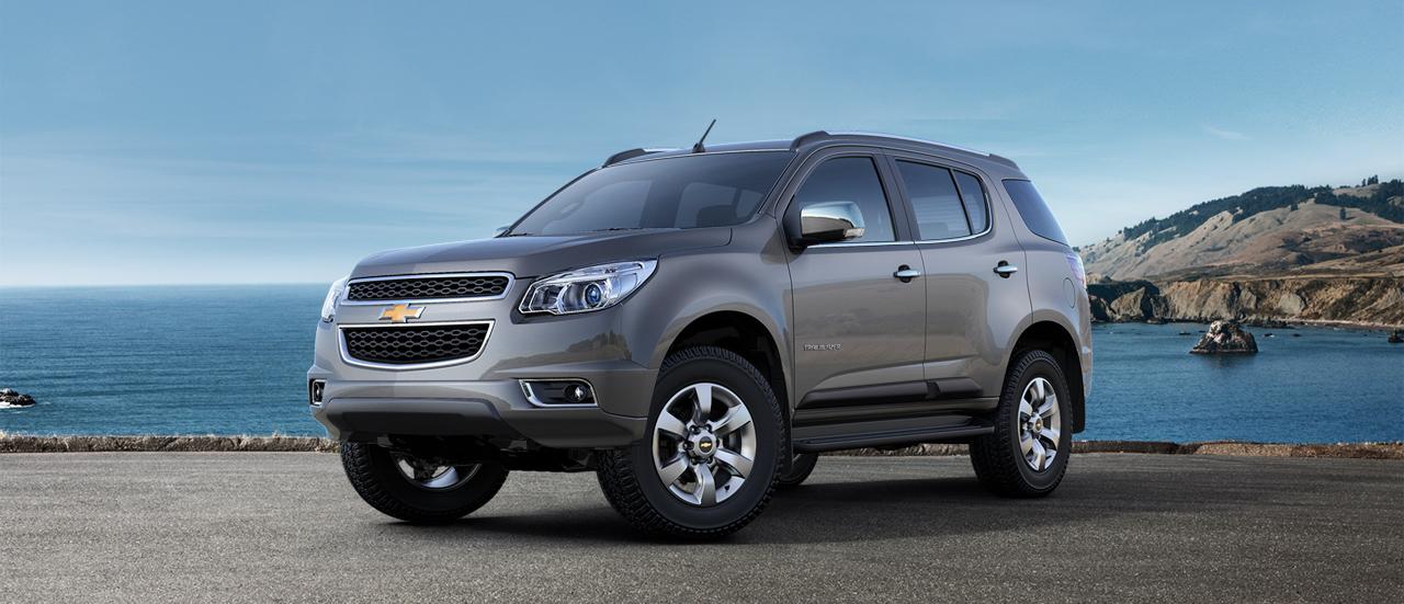 Chevrolet SUV 2013 foto - 4