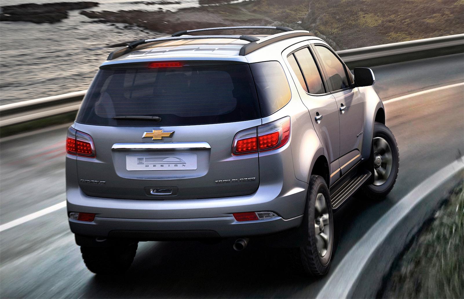 Chevrolet SUV 2013 foto - 5