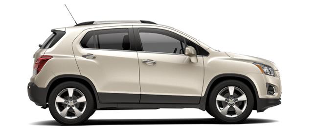 Chevrolet SUV 2015 foto - 5
