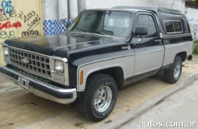 Chevrolet Silverado 1976 foto - 1