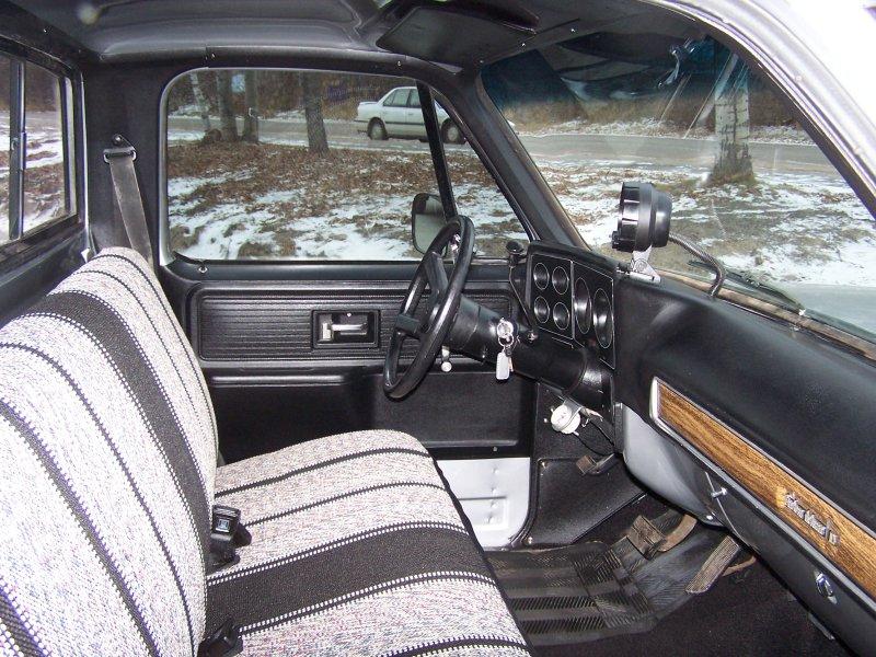 Chevrolet Silverado 1977 foto - 2