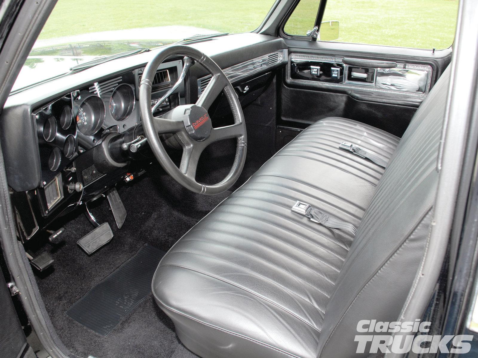 Chevrolet Silverado 1977 foto - 5