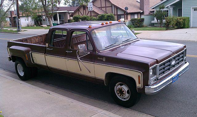 Chevrolet Silverado 1978 foto - 2