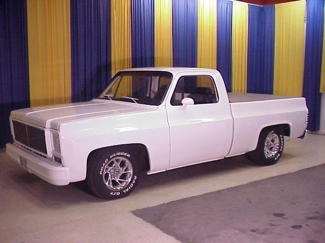 Chevrolet Silverado 1978 foto - 4