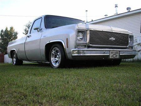 Chevrolet Silverado 1979 foto - 1