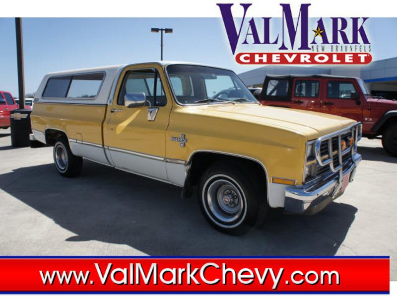 Chevrolet Silverado 1983 foto - 5