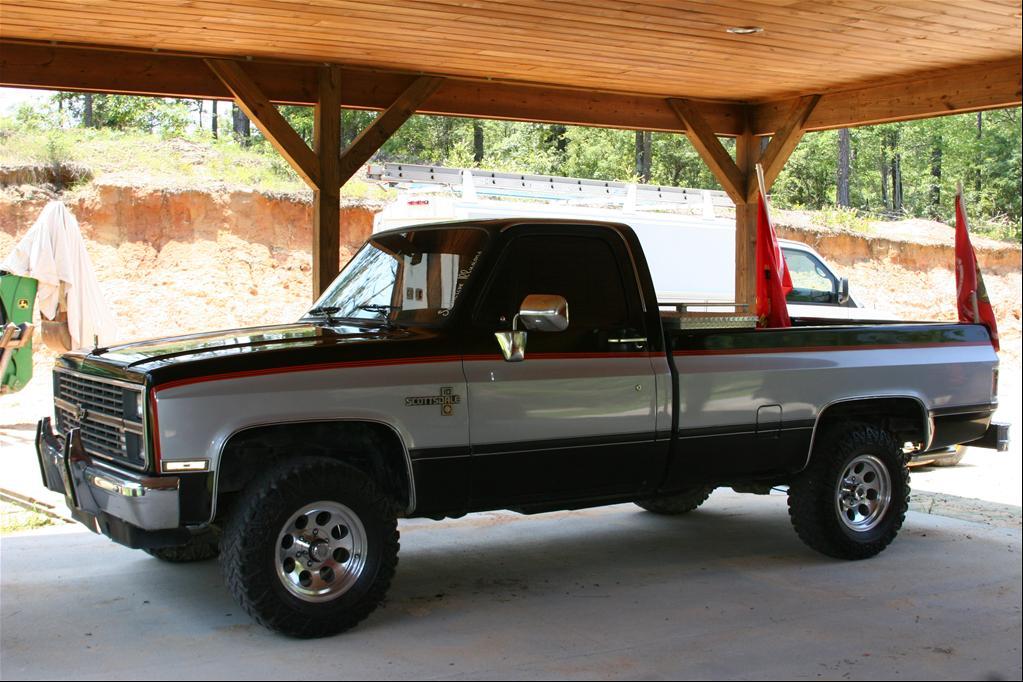 Chevrolet Silverado 1984 foto - 5