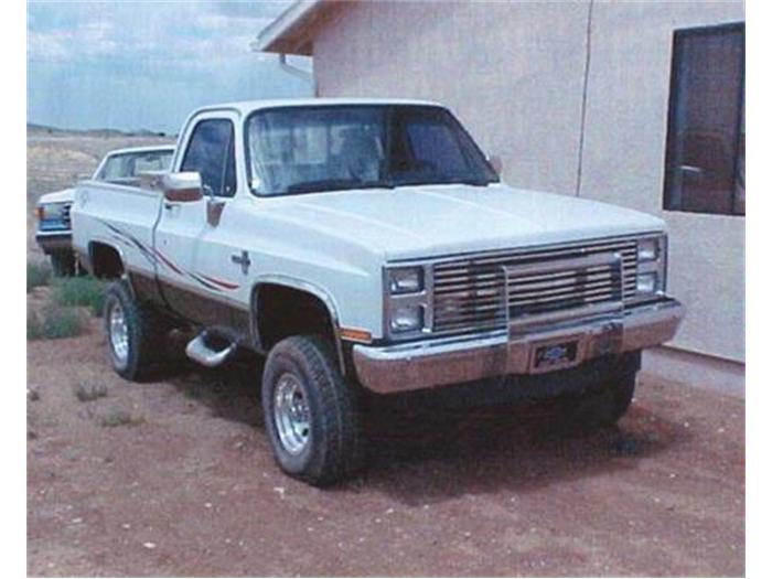 Chevrolet Silverado 1986 foto - 5