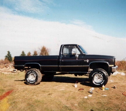 Chevrolet Silverado 1987 foto - 3