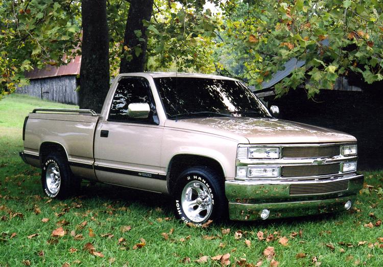 Chevrolet Silverado 1988 foto - 1