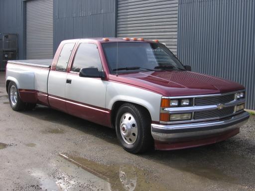 Chevrolet Silverado 1988 foto - 3