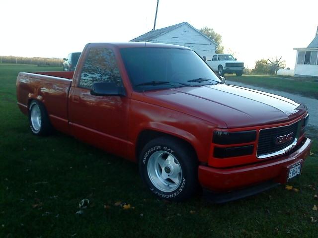 Chevrolet Silverado 1989 foto - 2