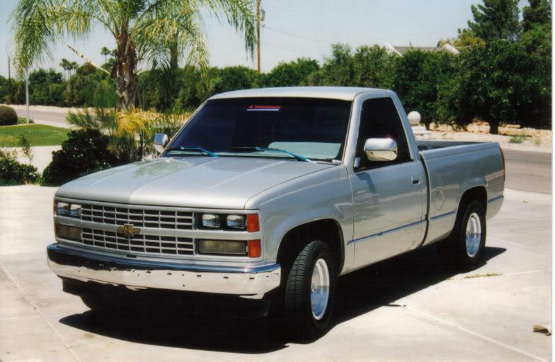 Chevrolet Silverado 1989 foto - 3