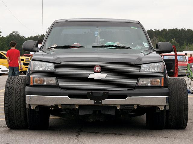Chevrolet Silverado 1989 foto - 4